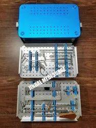 Large Fragment Orthopedic Instrument Set