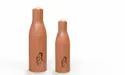 Oak Wood Wine Bottle