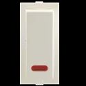 Anchor White 1way Switch With Indicator Roma, 240v, Model Name/number: 1w 1m Switch Roma