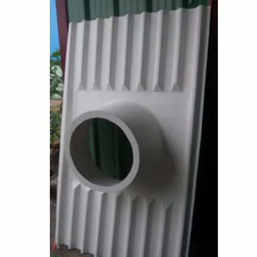 Balaji Frp Air Ventilator Base Plate Size 1 Ft 3 Ft Length Rs 1300 Piece Id 18361973433