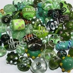 Indian Glass Beads Mix