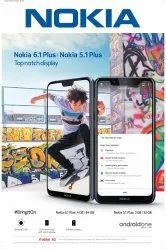 Black Bar Nokia 6.1 Plus, Andriod, Delhi