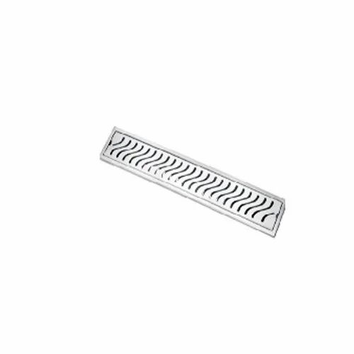 SS Shower Channel Drainer