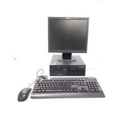 i3 Refurbished Lenovo Desktop, Screen Size: 17 inch
