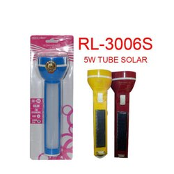RL-3006S Rock Light 5W Solar Rechargeable Torch