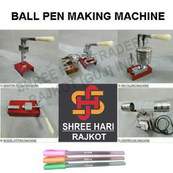 Ball Pen Making Machine, Production Capacity: 1500 - 2500 Pcs/Day