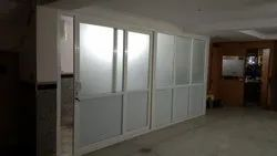 UPVC Partition Work