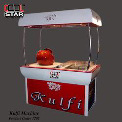 Kulfi Machine for Ice-Cream Parlor