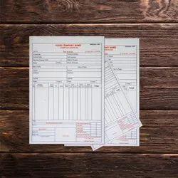 Paper Bill Book