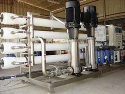 8000 LPH RO SS Plant