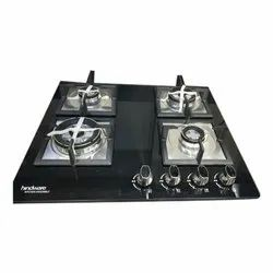 Hindware Gas Flora Plus 4B Built In Hobs, Model Number: H 100041