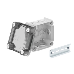 OBO Bettermann Junction Box- T Series (Transparent)