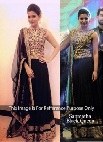 Wedding Wear Net Indian Ethnic Bollywood Inspired Party Wear Wedding Lehenga Rs 3799 Piece Id 15747230233,Wedding Royal Blue And Gold Bridesmaid Dresses