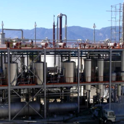 Biodiesel Distillation Plant