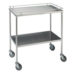Stainless Steel Table With Wheel