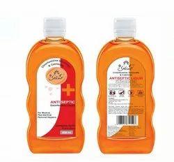 Antiseptic Liquid 500ml, Glint, Non prescription