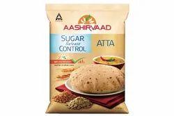 Aashirvaad Atta Aashirvaad Sugar Release Control Atta, Packaging Type: Bag