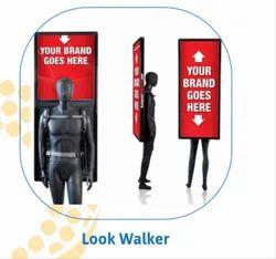 Look Walker, For Outdoor Advertising