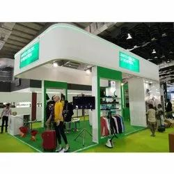 Customized Exhibition Booth Service