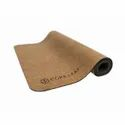 Natural Cork Rubber Yoga Mat