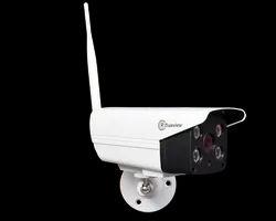 TRUEVIEW IP 2MP - 4G Bullet Camera CCTV Standalone, Built in Mic & Speaker, Model Name/Number: T17924