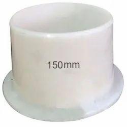 150 mm Diameter 450 Gram Plastic Core Plug