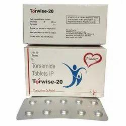 20 mg Torsemide Tablets IP