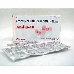 Amlip 10mg Tablets