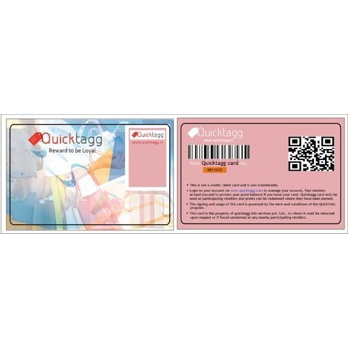 PVC Rectangle Scratch Card Label, Shape: Rectangular, Packaging Type: Roll and Sheet