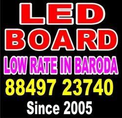 Glow Sign Board