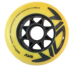 90 Mm Oms Speed Skaitng Inline Skate Wheel