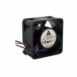 9000 Rpm Plastic EFB0412VHD Delta Cooling Fan, Size: 40 Mm X 40 Mm X 20 Mm, Dc 12 V