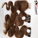 Natural Indian Human Hair Weft
