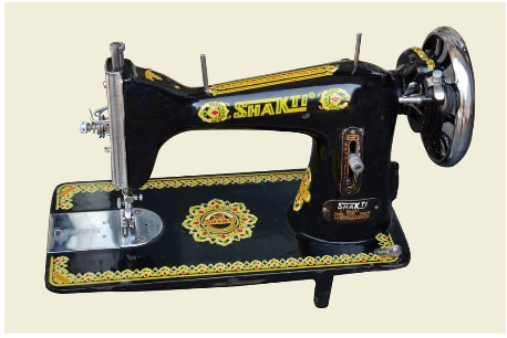 Stitching Machine Family Top Model Shakti International Hyderabad Simple Sewing Machine Price In Hyderabad