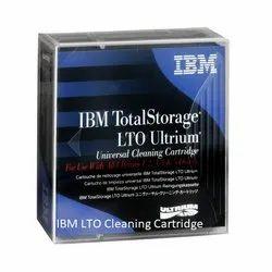 IBM LTO Cleaning Cartridge