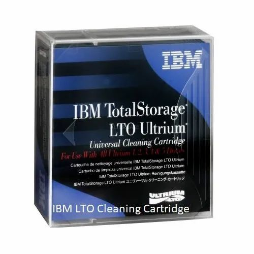 IBM LTO Cleaning Cartridge