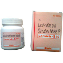 Lamivir S.40 Tablet