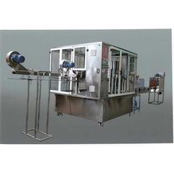 Bottle Rinsing Filling Machine