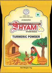 Packed Turmeric Powder