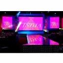 Outdoor Stage Background Rental LED Display