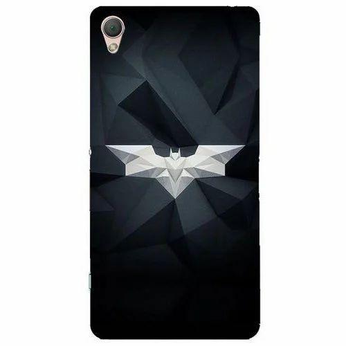 sale retailer 60886 98e4a Black Plastic Sony Xperia X 3D Back Cover | ID: 18890240088