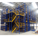 Mild Steel Multi Tier Rack, For Warehouse