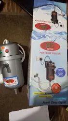 Bio Plastic Portable Instant Water Geyser