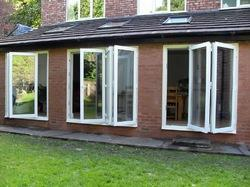 Stylish UPVC Window