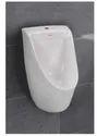 Mozio Italian White Aimer Ceramic Urinal, For Bathroom