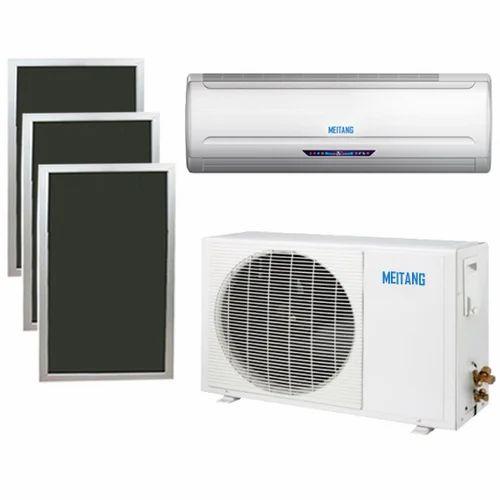 Solar Air Conditioner सोलर एयर कंडीशनर Solar Ac सोलर