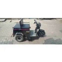 Ujjwal Automotives Handicapped Scooter