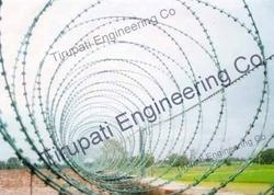 Border Concertina Wire Fencing