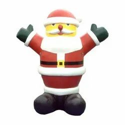 X Mas 10 Feet Inflatable Santa
