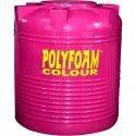Polyfoam Colour Water Storage Tanks